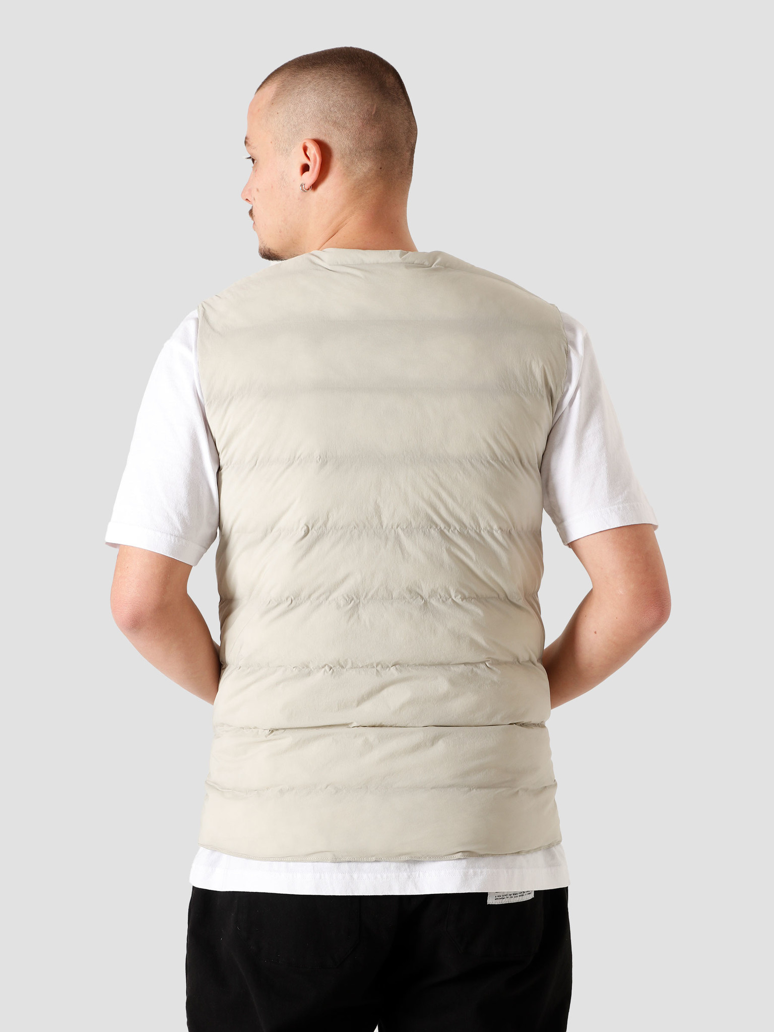 New Amsterdam Surf Association New Amsterdam Surf association Rib Vest Reversible Taupe Grey 2021091