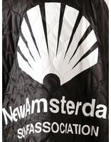 New Amsterdam Surf Association New Amsterdam Surf Association Storm Poncho All Weather Black 2021071