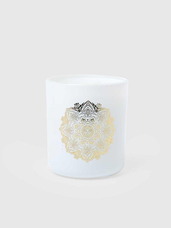 Obey Obey Mandala Candle 100740000 WHT