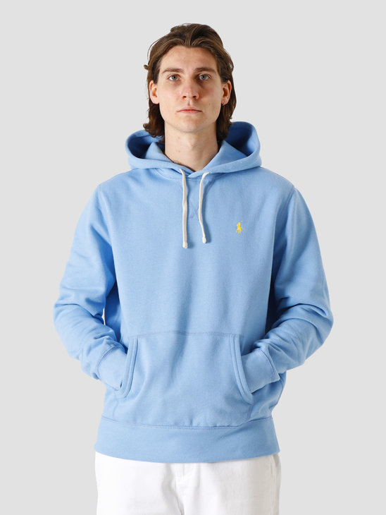 Polo Ralph Lauren Fleece Sweater Blue Lagoon 710766778031