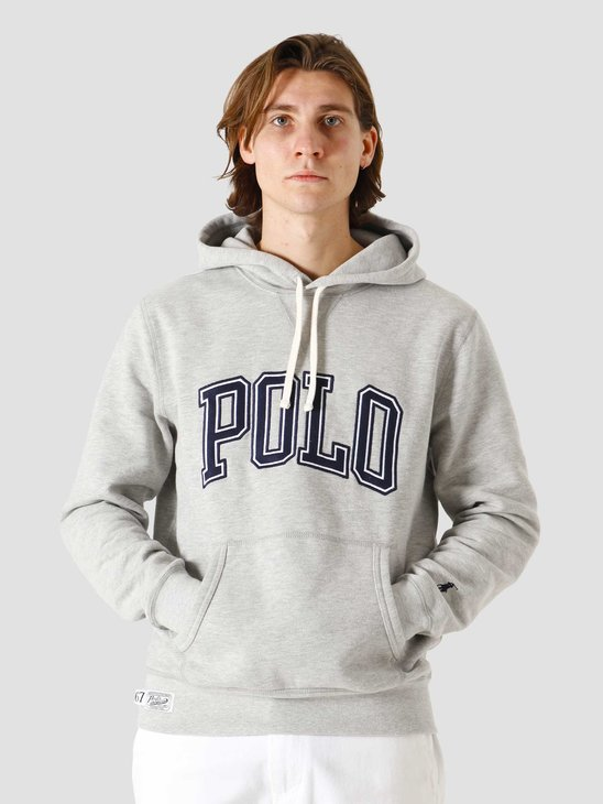 Polo Ralph Lauren Longsleeve Andover Heather 710823897002