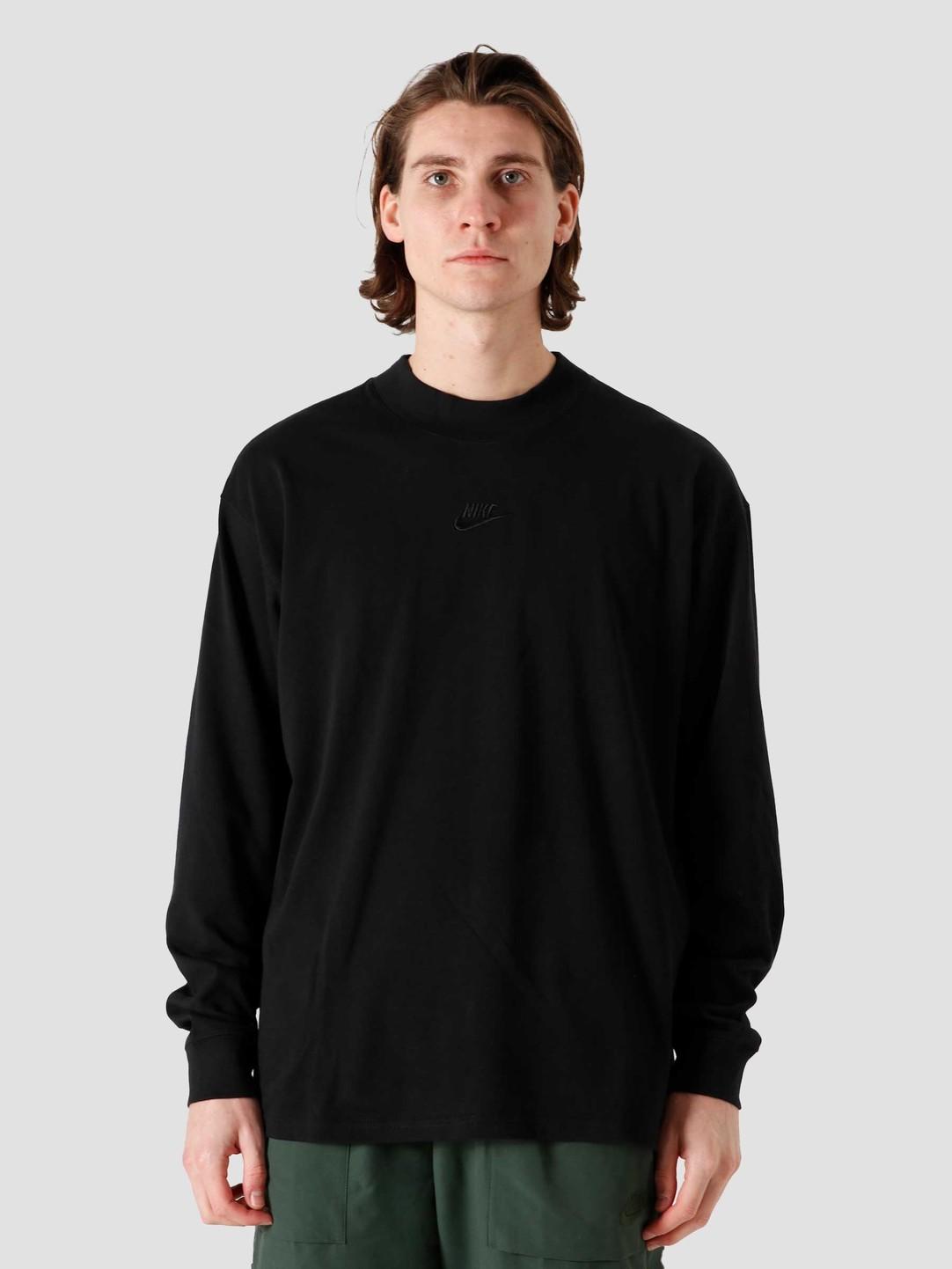 Nike Nike NSW Longsleeve Essentials Black CZ2287-010