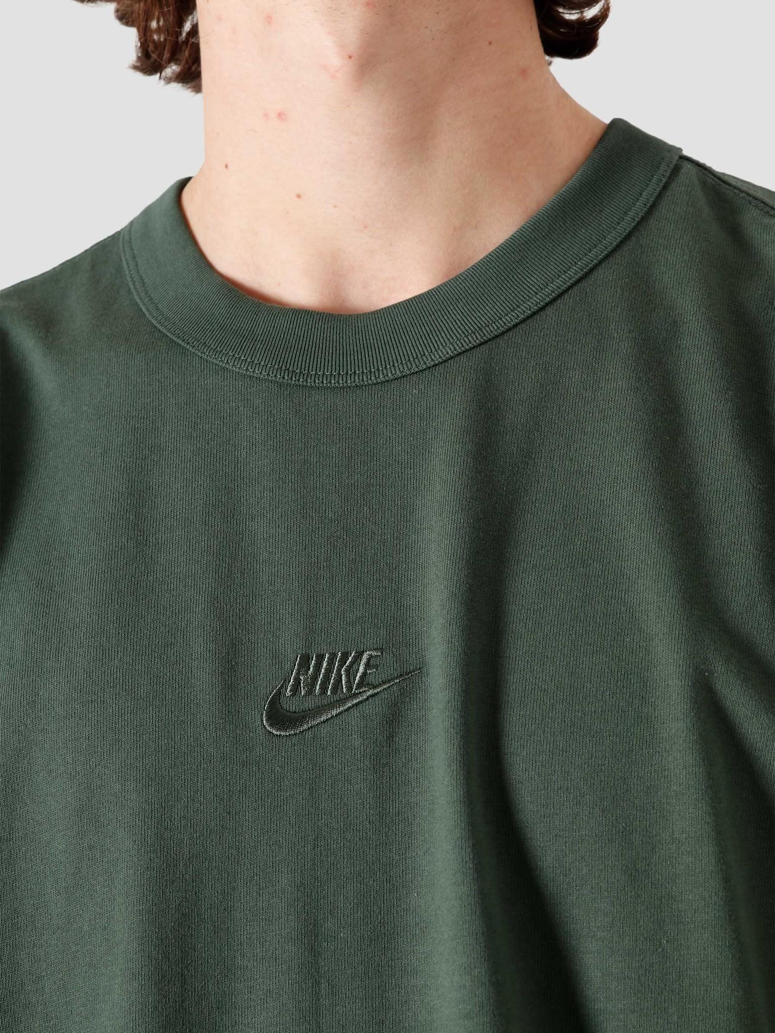 Nike Nike NSW T-Shirt Premium Essential Galactic Jade DB3193-337