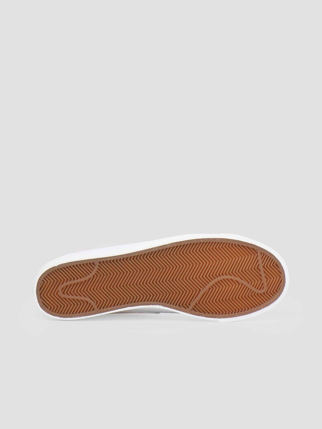 Nike Nike Blazer Low Leather White Pink Foam Sail CI6377-106