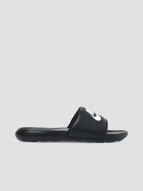 Nike Victori One Slide Black White Black CN9675-002