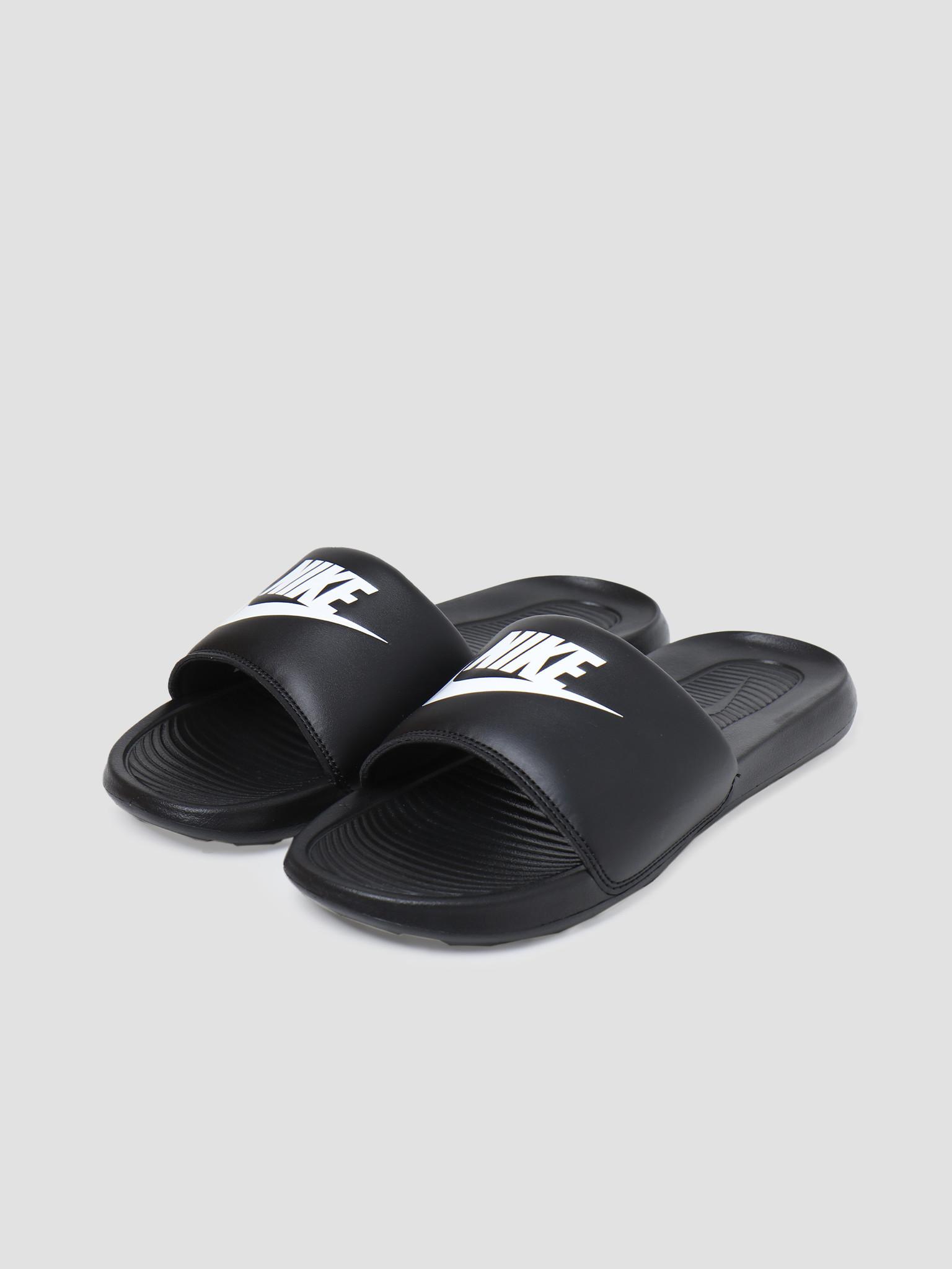Nike Nike Victori One Slide Black White Black CN9675-002