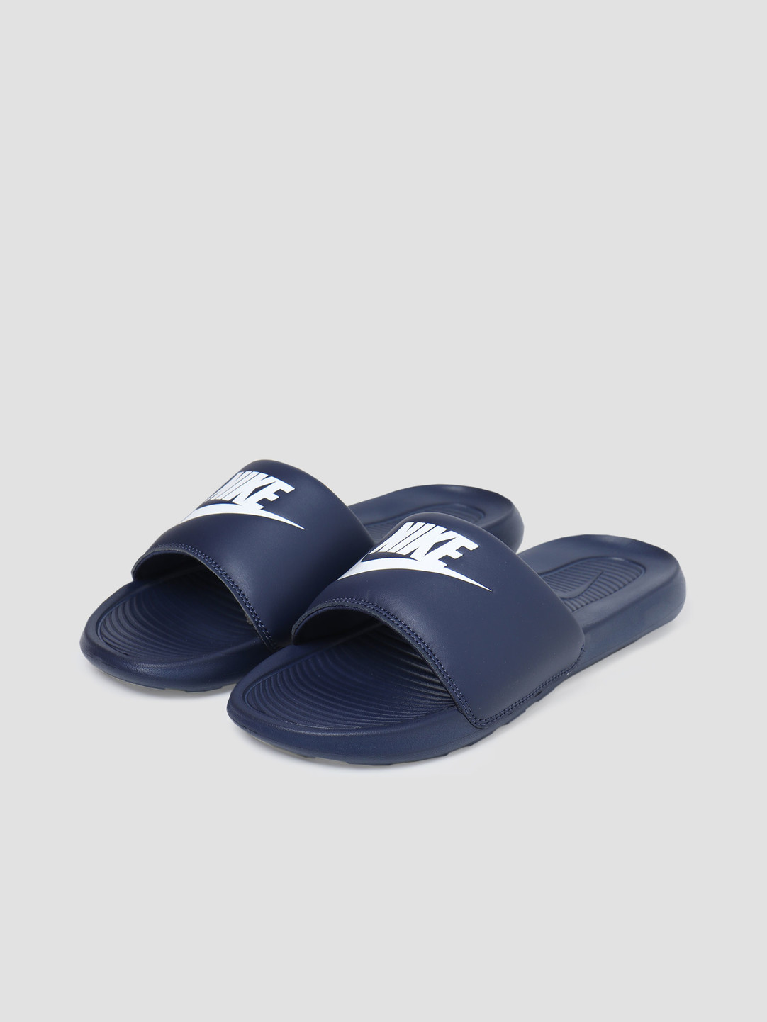 Nike Nike Victori One Slide Midnight Navy White CN9675-401
