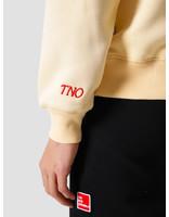 The New Originals The New Originals Catna Circle Sweater Creme