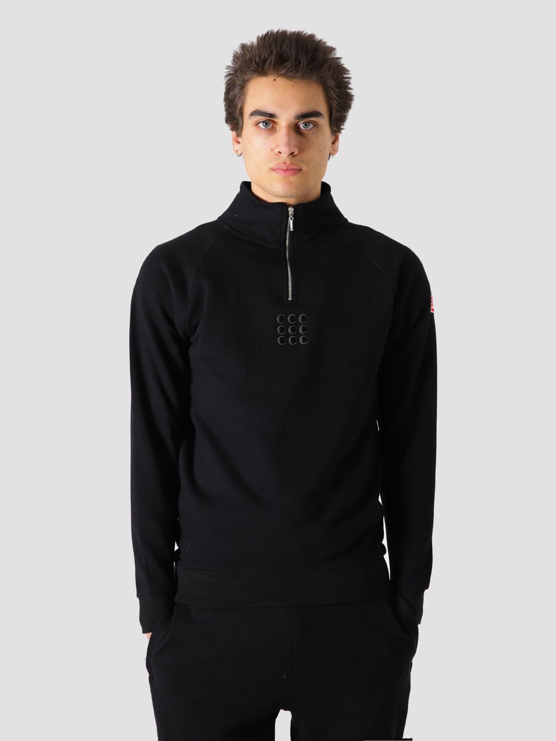The New Originals The New Originals Testudo Sweater Black