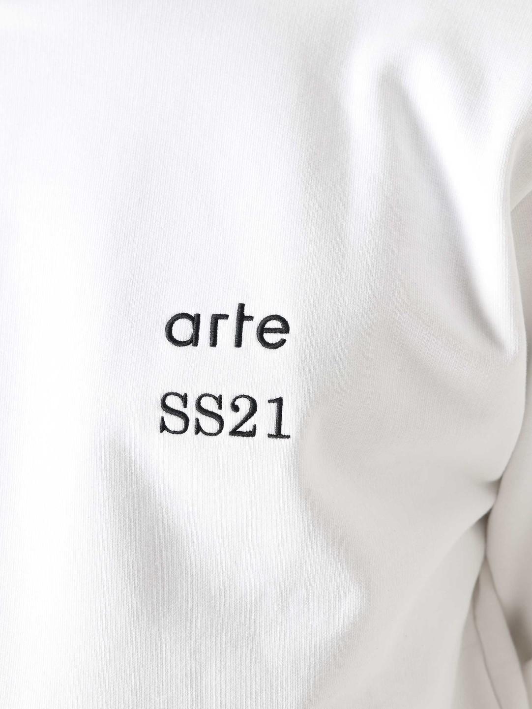Arte Antwerp Arte Antwerp Colson Back Rosa White 050C