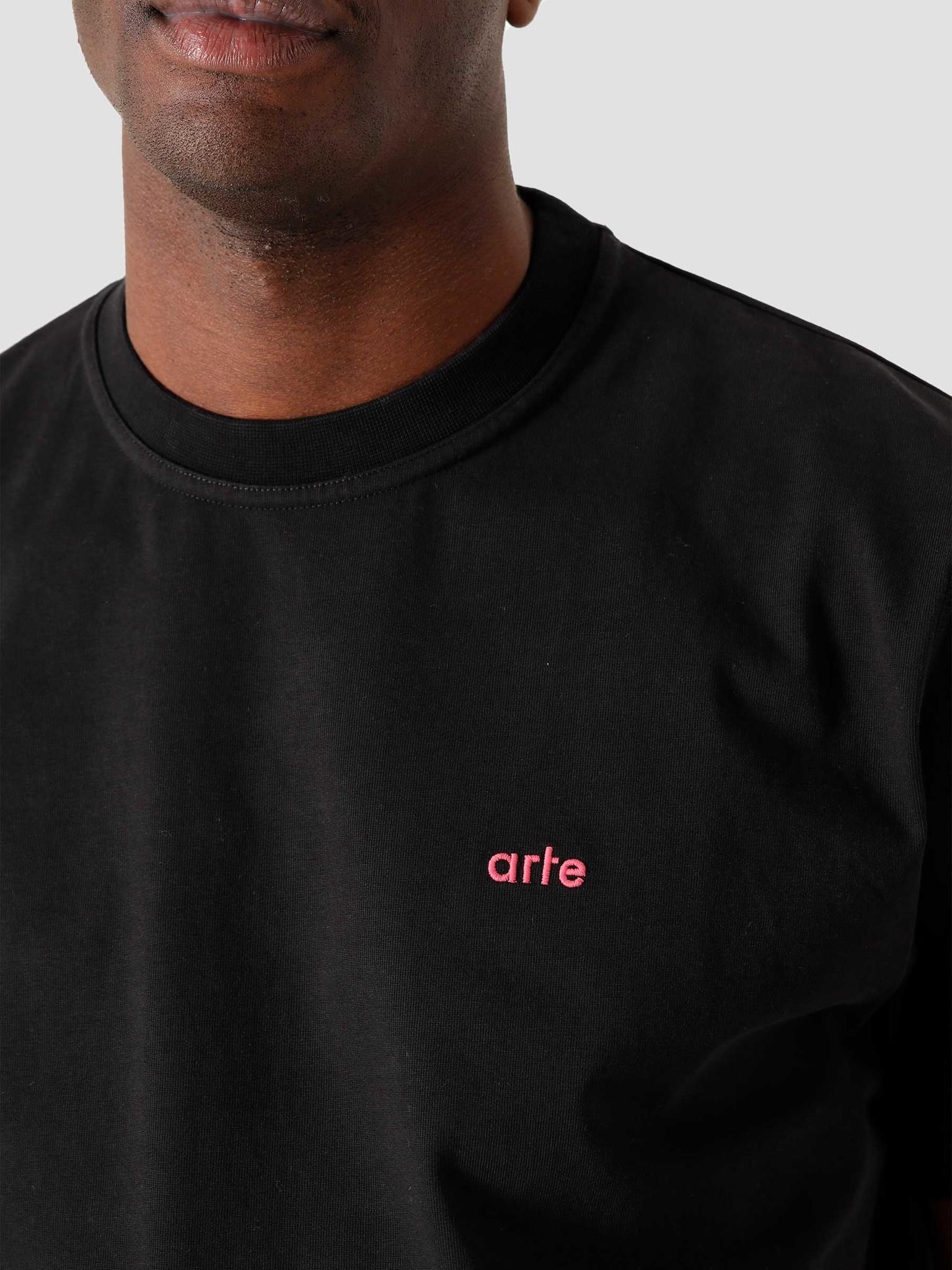 Arte Antwerp Arte Antwerp Tomi A Back Black 059T