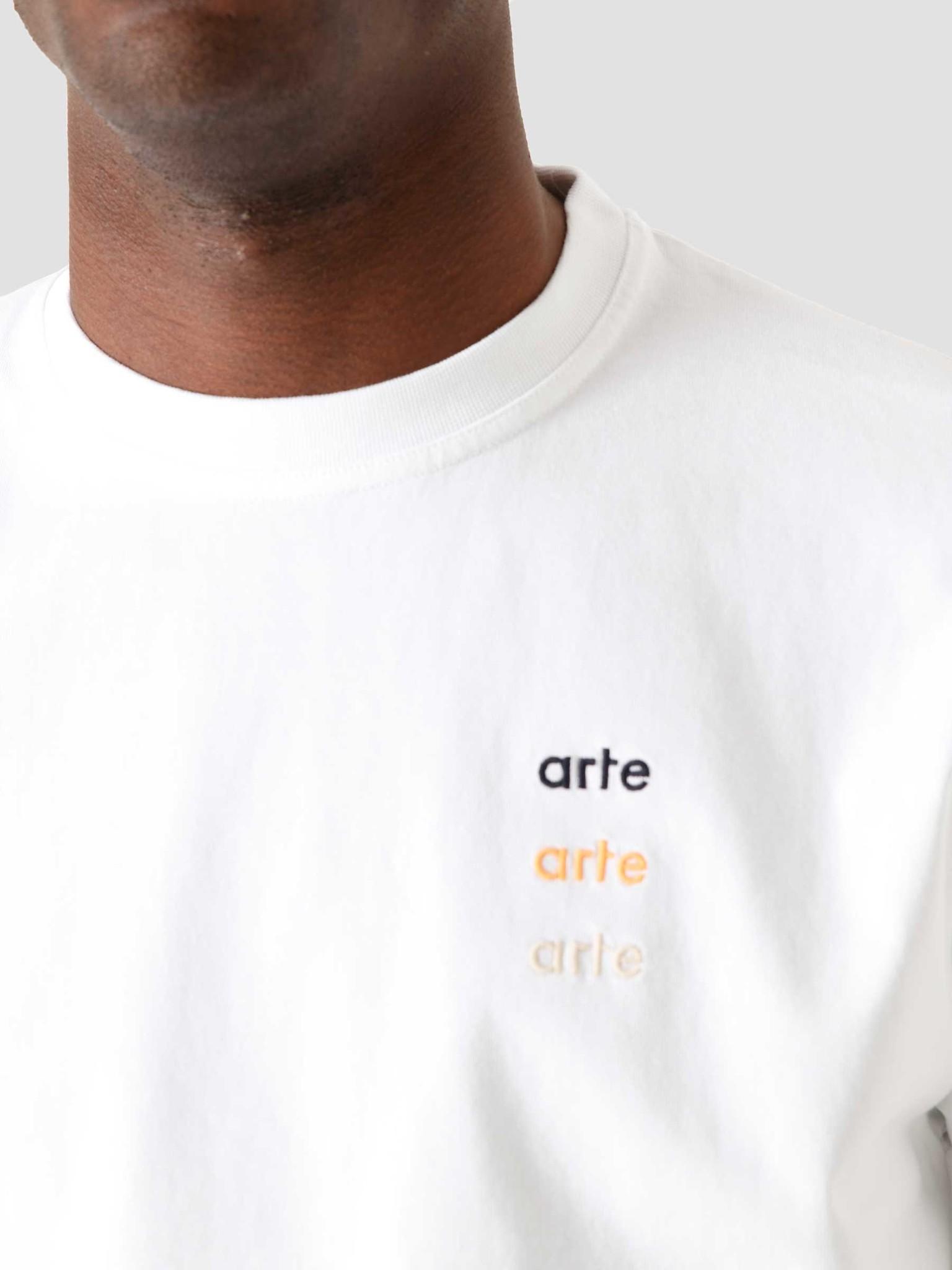Arte Antwerp Arte Antwerp Tomi Multi Logo White 037T