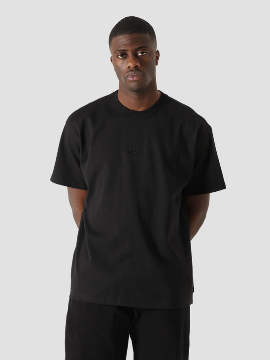 Nike NSW T-Shirt Premium Essential Black Black DB3193-010
