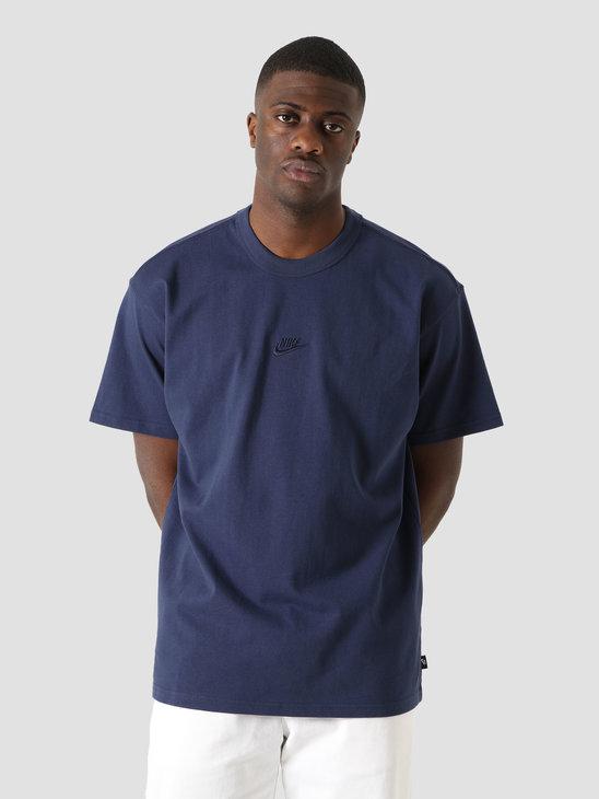 Nike NSW T-Shirt Premium Essential Midnight Navy DB3193-410