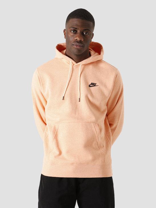 Nike NSW Po SB Hoodie Revival Apricot Agate Smoke Grey DA0680-800