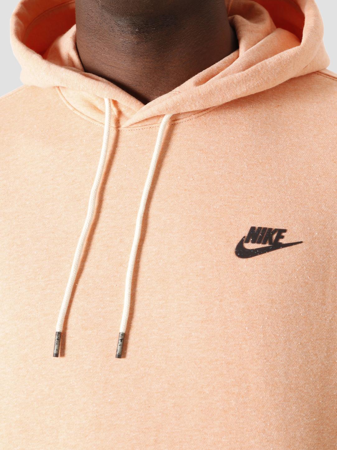 Nike Nike NSW Po SB Hoodie Revival Apricot Agate Smoke Grey DA0680-800