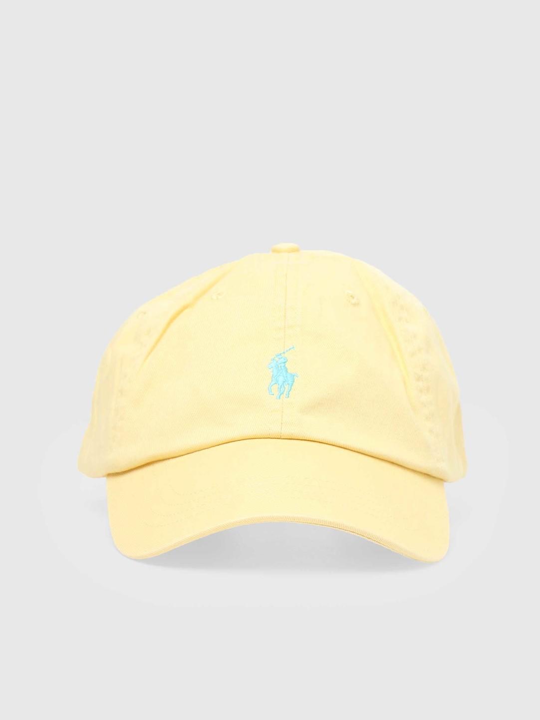 Polo Ralph Lauren Polo Ralph Lauren Classic Sport Cap Sunset Empire Yellow 710811338009