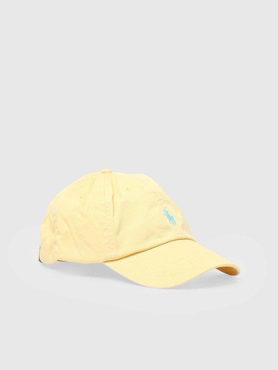 Polo Ralph Lauren Classic Sport Cap Sunset Empire Yellow 710811338009