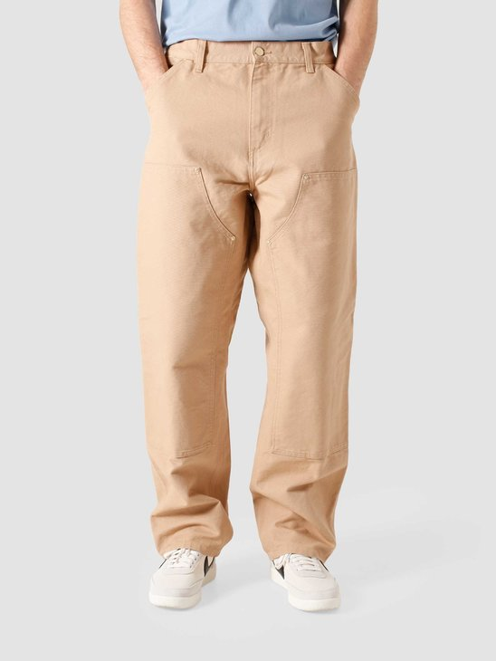Carhartt WIP Double Knee Pant Dusty H Brown I029196-700