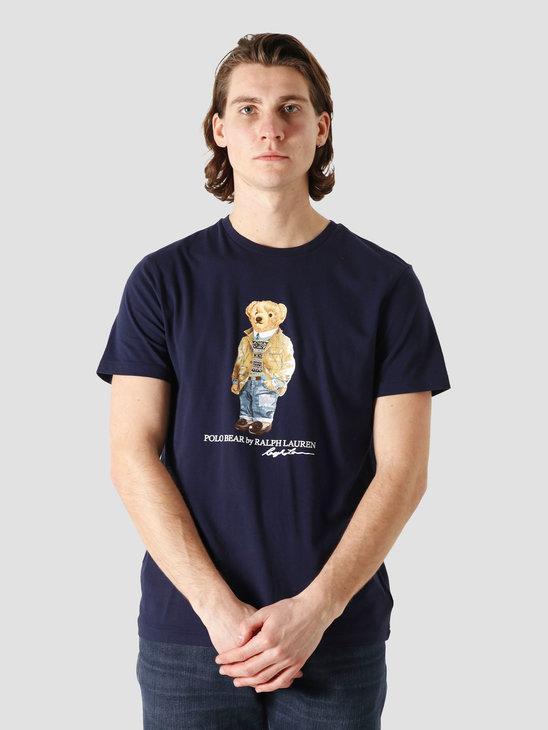 Polo Ralph Lauren Jersey T-Shirt Cruise Navy 710835761001