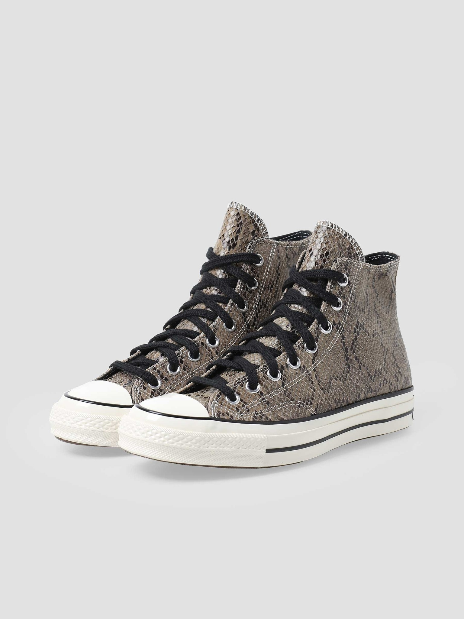 Converse Converse Chuck 70 HI Chocolate Brown Leather 170103C