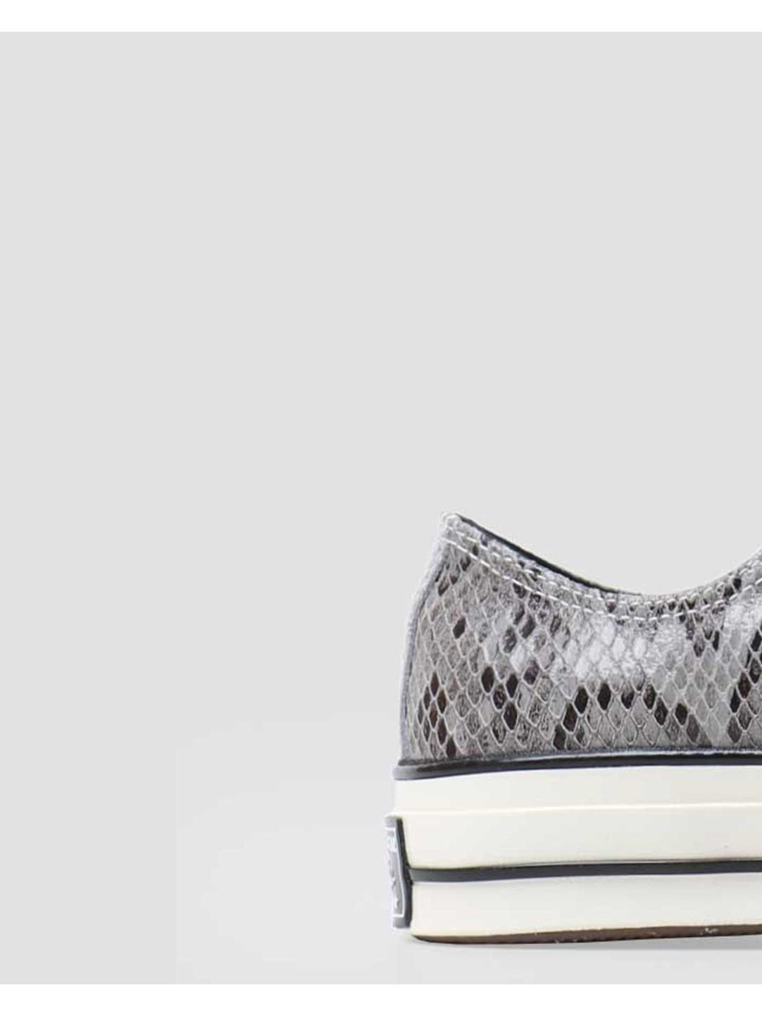 Converse Converse Chuck 70 HI Grey Leather 170104C
