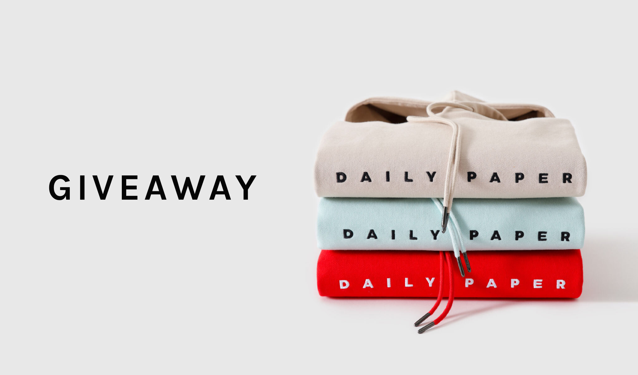 Freshcotton Daily Paper giveaway!