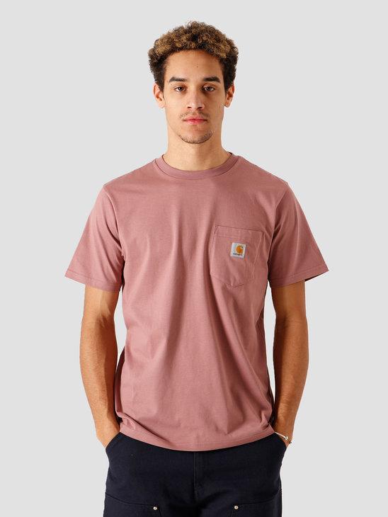 Carhartt WIP SS Pocket T Shirt Malaga I022091-0AE00