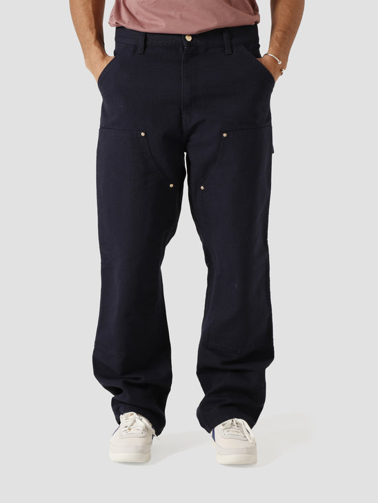 Carhartt WIP Double Knee Pant Dark Navy I029196-1C02