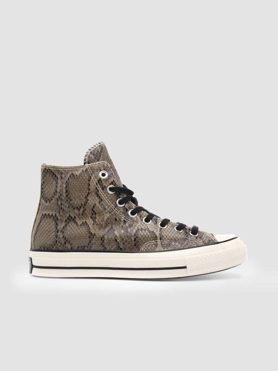 Converse Chuck 70 HI Chocolate Brown Leather 170103C