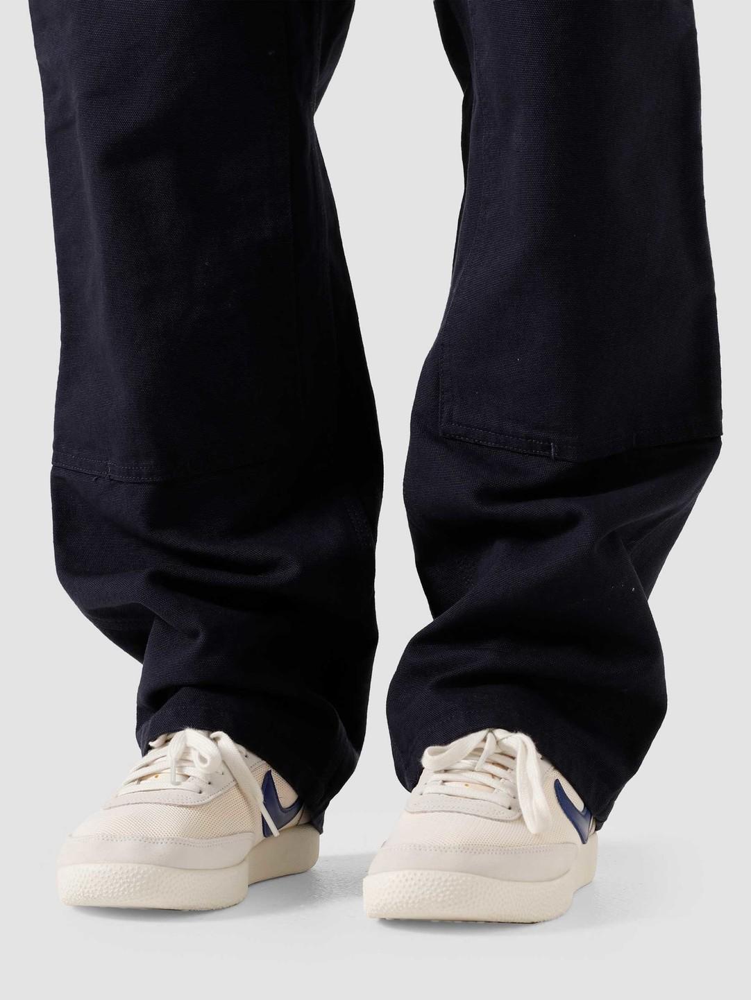 Carhartt WIP Carhartt WIP Double Knee Pant Dark Navy I029196-1C02