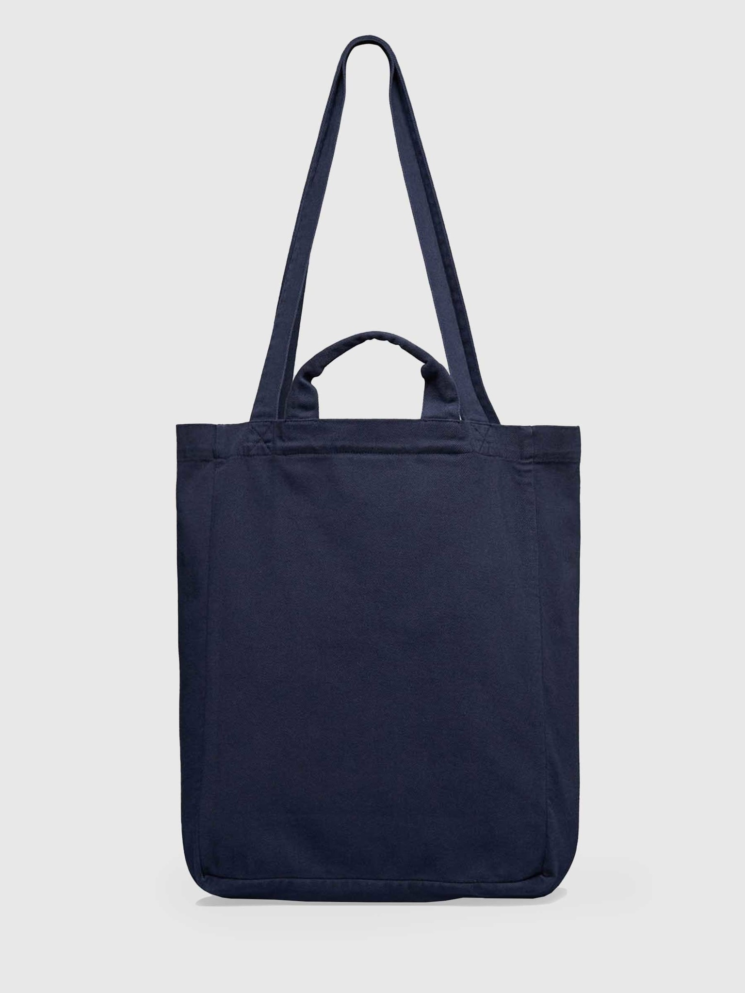 Olaf Hussein Olaf Hussein OH Tote Bag Navy