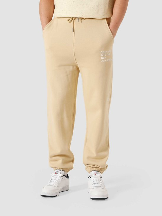 The New Originals CATNA Jogger Pants Sand
