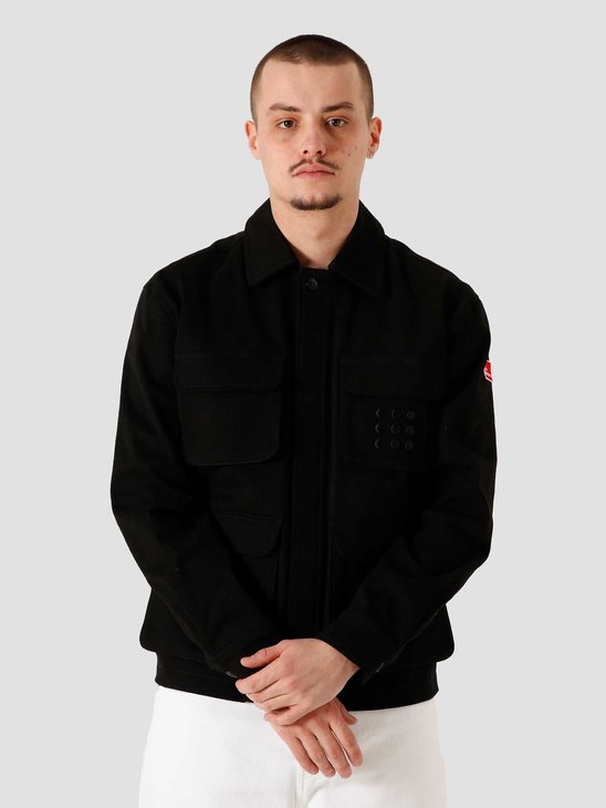 The New Originals Multipocket Jacket Black