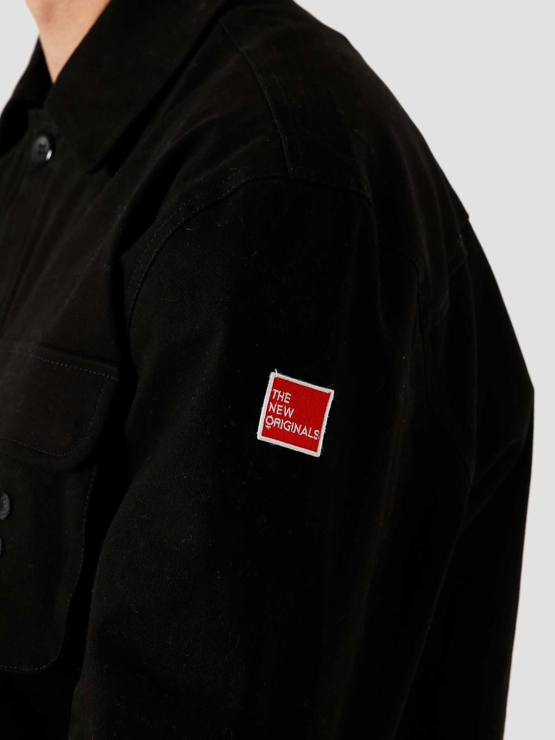 The New Originals The New Originals Multipocket Jacket Black