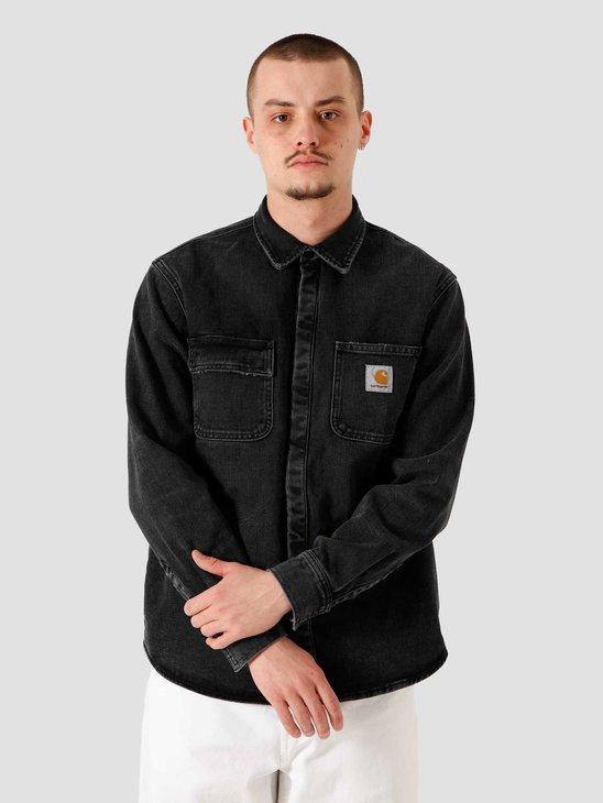 Carhartt WIP Salinac Shirt Jac Black I029212-89WM