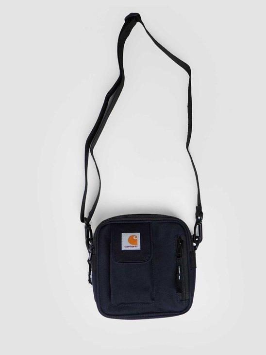 Carhartt WIP Essentials Bag Small Dark Navy I006285-1C00
