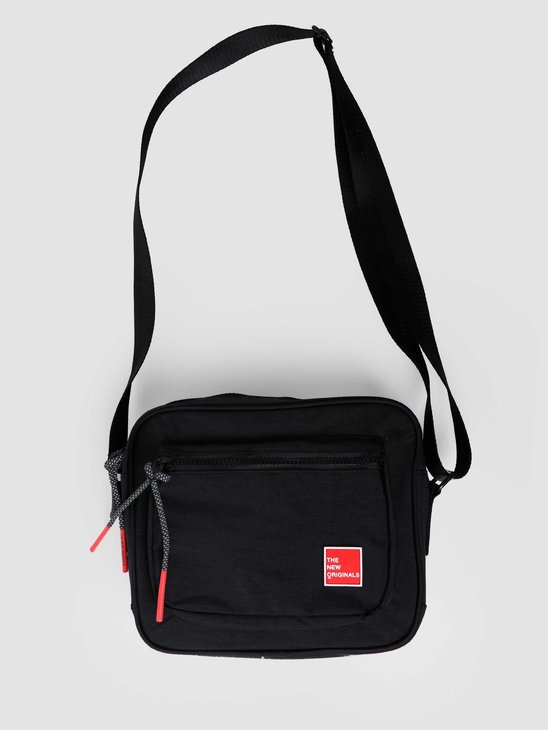 The New Originals Messenger Bag Black