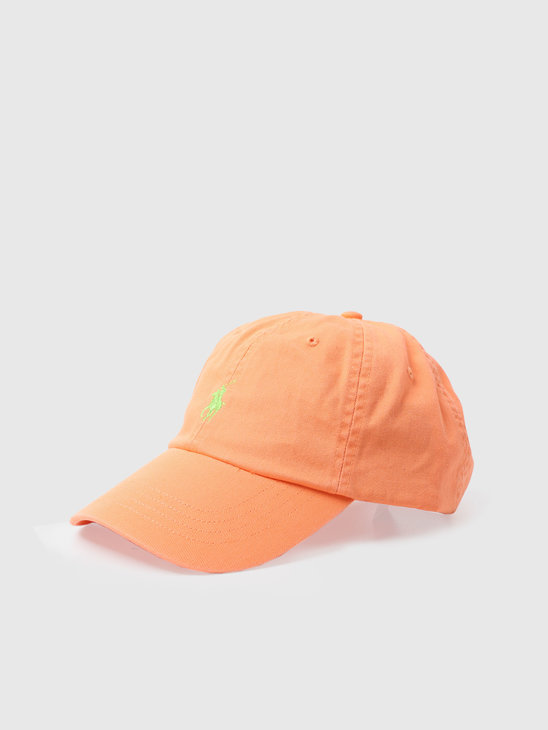 Polo Ralph Lauren Classic Sport Cap Classic Peach 710811338011