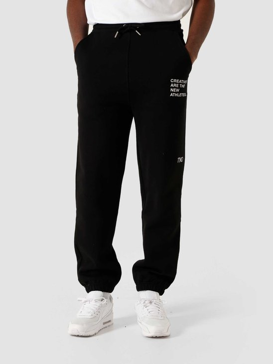 The New Originals CATNA Jogger Pants Black