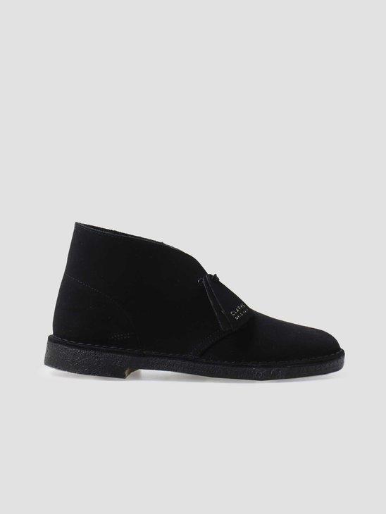 Clarks Originals Desert Boot Black SDE