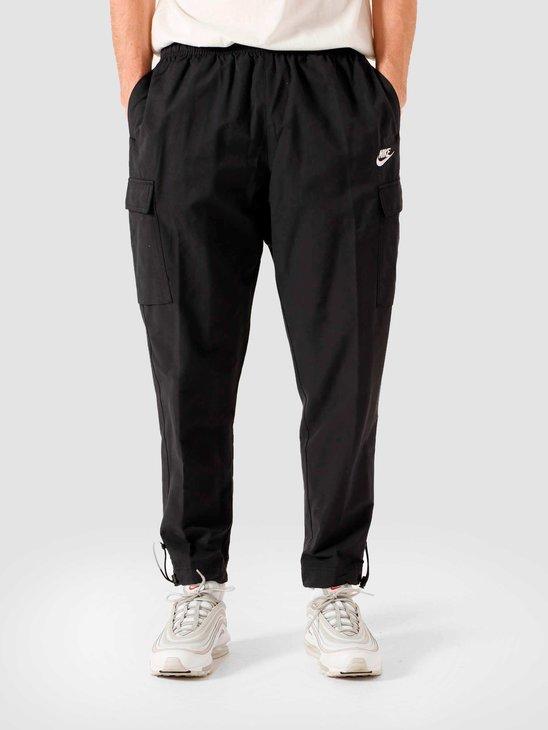 Nike NSW Pant Woven Players Black White CU4325-010