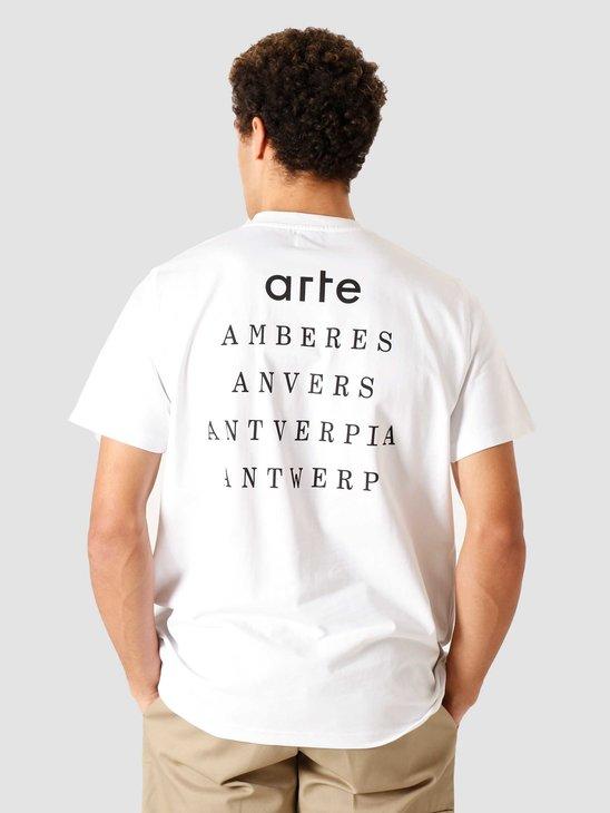Arte Antwerp Tomi Antverpia White 042T