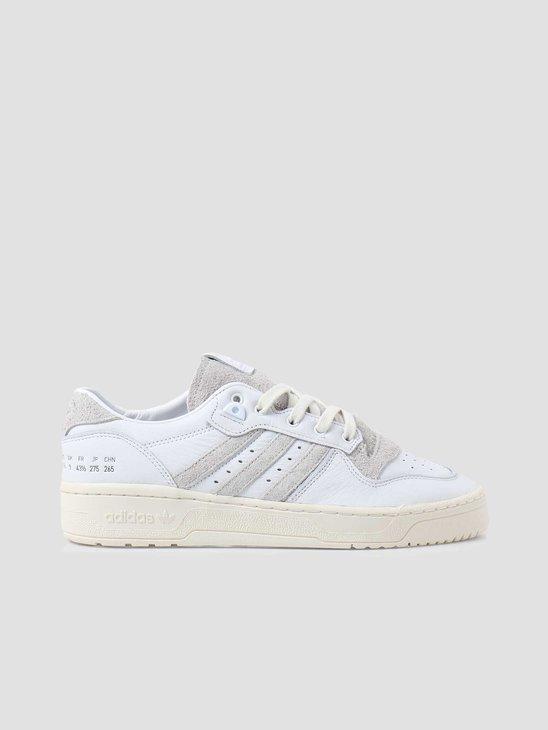 adidas Adidas Originals Rivalry Low White - FY0035