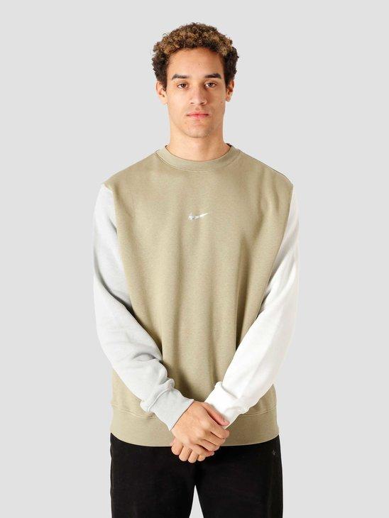 Nike NSW Crew Swoosh Medium Khaki DJ6299-205