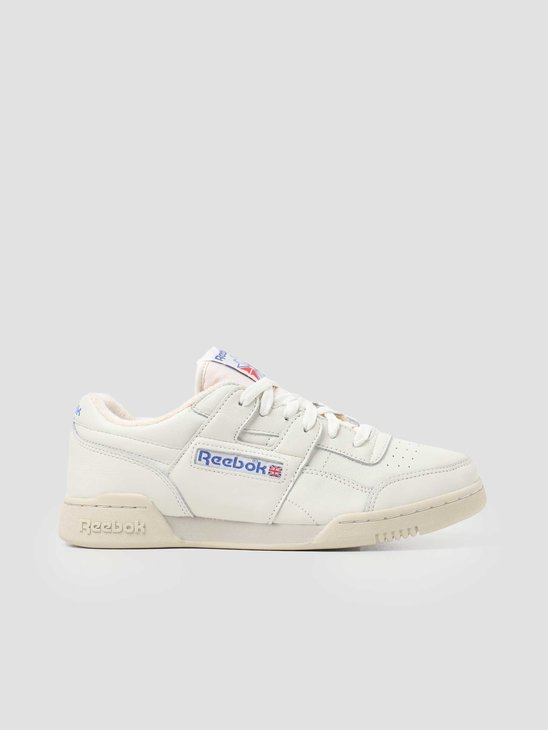 Reebok Workout Plus 1987 T Chalk Paperwhite Roy DV6435