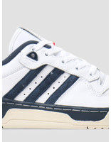 adidas adidas Rivalry Low Premium Footwear White Core White Navy FY8031