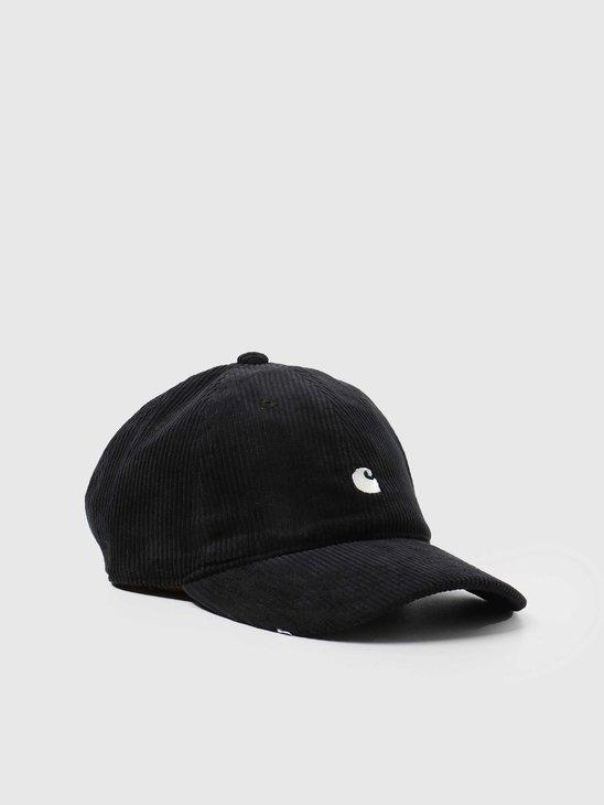 Carhartt WIP Harlem Cap Black Wax I028955-8990