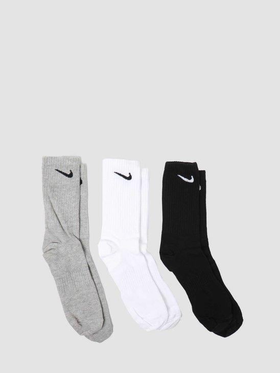 Nike Everyday Crew 3PR Multi SX7676-901