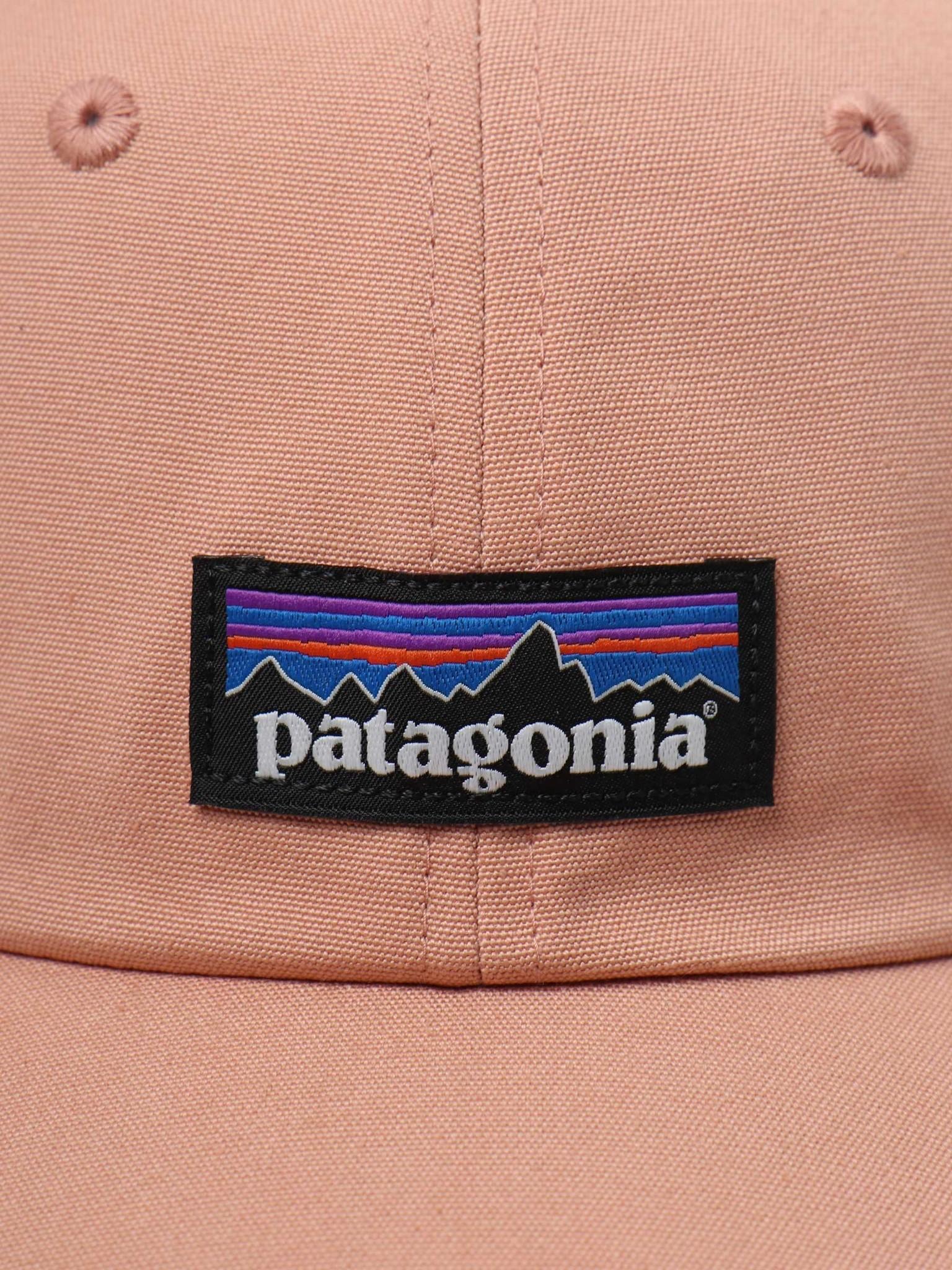 Patagonia Patagonia P-6 Label Trad Cap Scotch Pink 38296